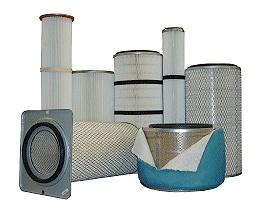 Cartridge Filter dust collectors