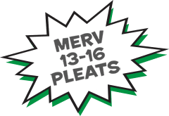 Merv 13-16 Pleats